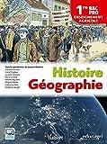 Histoire géographie 1re BAC PRO - Enseignement agricole (2018)