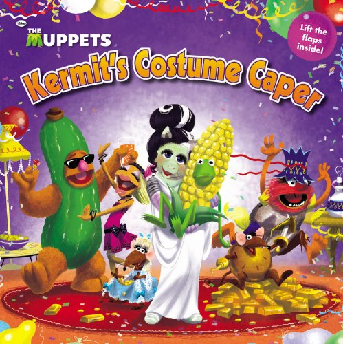 The Muppets: Kermit's Costume Caper (Muppet Halloween)