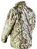 Thermo Jacket – Beheizbare Softshell-Jacke mit 3-stufiger Temperaturregelung Camo – Gr. XXL - 2