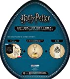 Harry Potter Geschenk Set 3tlg Thermoeffekt Tasse Glas 3D Schlüsselanhänger
