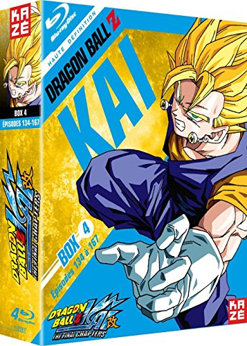 Dragon Ball Z Kai - Box 4/4 Collector BluRay - The Final Chapters