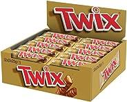 Twix Twin 25X50 gm - Box, 25 pieces