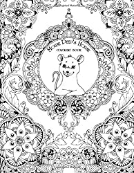 The House of Mouse Peep: Coloring book by Tatiana Bogema (Stolova) (2016-06-28)
