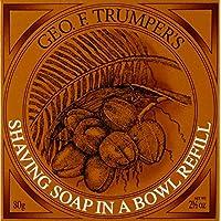 Geo F Trumper Coco afeitado Jabón Refill (80g)