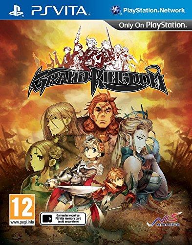 Grand Kingdom (Playstation Vita) UK IMPORT (Ps4 Natural Doctrine)