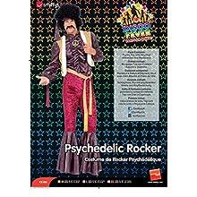 Smiffys 70s Psychedelic Rocker Costume