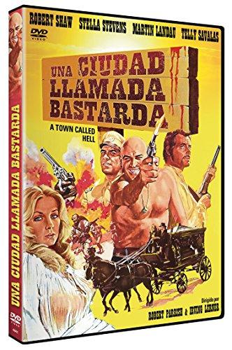 Kein Requiem für San Bastardo (A Town Called Hell, Spanien Import, siehe Details für Sprachen)