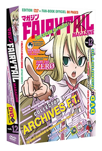 Fairy Tail Magazine - Vol. 12