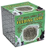 Large Animal Suspended Feeding Cube, Suitable for all Rodents