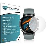 Slabo 4 x screenprotector voor Huawei Watch GT 2 (42mm) beschermfolie Crystal Clear