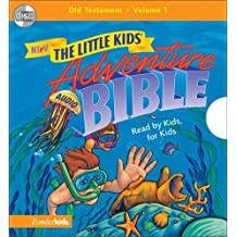 Title: NIrV Little Kids Adventure Audio Bible Vol 1