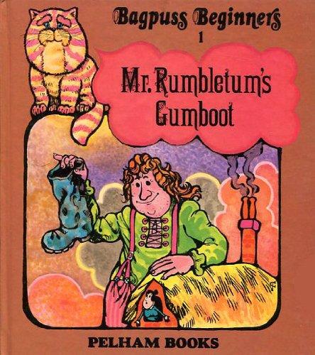 Mr Rumbletum's gumboot