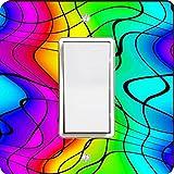 Rikki Knight Chromatic Rainbow Waves Sin...