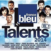 Talents France Bleu 2014, Vol. 2