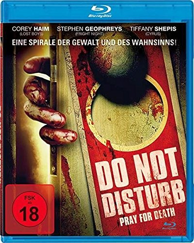 Do not Disturb - Pray For Death [Blu-ray]