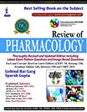 #10: Review Of Pharmacology With Free Dvd-Rom