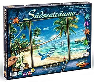 Schipper - 609260693 - South Sea dreams - Tableau à Dessin - Taille 40 x 50 cm