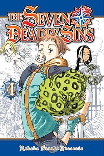 The Seven Deadly Sins 4 por Nakaba Suzuki