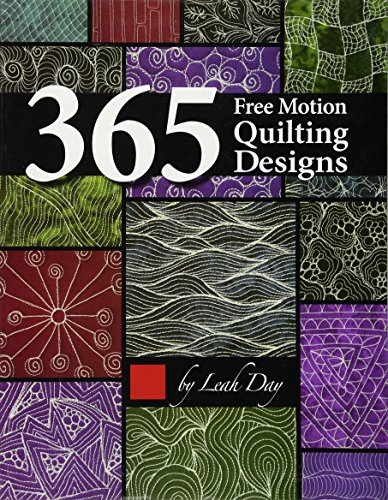 365 Free Motion Quilting Designs -
