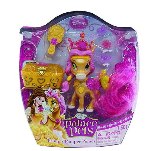 Preisvergleich Produktbild Giochi Preziosi 70762721 - Disney Palace Pets Primp & Pamper Ponies Suzette
