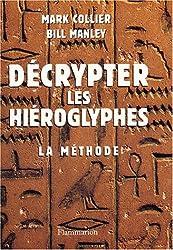 Décrypter les hiéroglyphes : La méthode