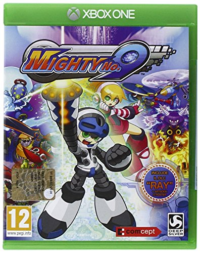 Mighty No. 9 - Day-One Edition [Importación Italiana]