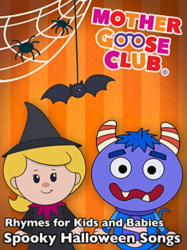 Rhymes for Kids and Babies - Spooky Halloween Songs - Mother Goose Club [OV] (Halloween Mystery Box)