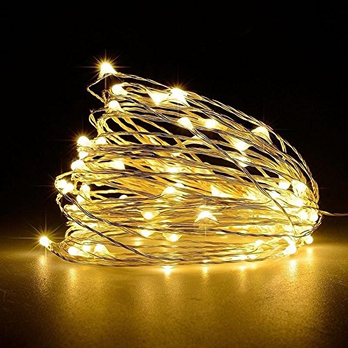 Weihnachtsbeleuchtung, acelive 10m 100er ip65 wasserdicht led ...