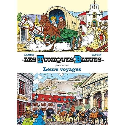 Les Tuniques Bleues présentent - Tome 10 - Leurs voyages