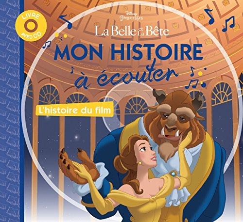 La Belle et la Bte, MON PETIT LIVRE CD