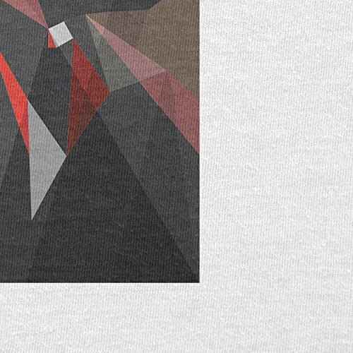 TEXLAB - Dark Art - Damen T-Shirt Weiß