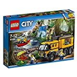 LEGO City 60160 - Mobiles Dschungel-Labor Test