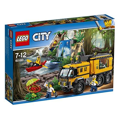 LEGO City 60160 - Mobiles Dschungel-Labor