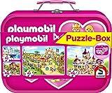 Schmidt Spiele Puzzle-Box: Playmobil 100pieza(s) - Rompecabezas...