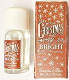 10ml Christmas Spice Cinnamon Fragrance Oil Burner Potpourri Candle Winter Scent