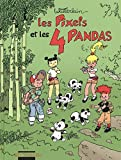 Les Pixels, Tome 4 - Les Pixels et les 4 pandas