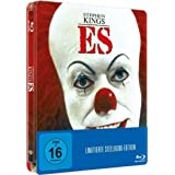 STEPHEN KINGS ES - Exklusiv Limited Edition Steelbook + Innendruck [Blu-ray]