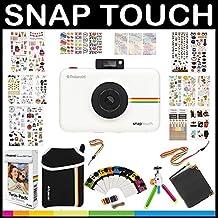 Polaroid Snap pacchetto regalo fotocamera istantanea + carta ZINK (20 fogli) + set di 9 (Digitale Abbellimenti)