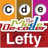 Mode Decoder for guitarists - LEFTY