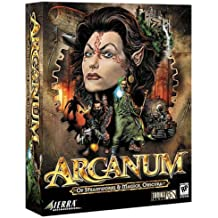 Arcanum: of Steamworks & Magick Obscura - PC by Vivendi Universal
