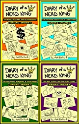 Diary of a Nerd King #2: Episodes 5 to 8