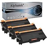 3 Toner Alphaink compatibile con Brother TN-3480, per stampanti Brother DCP-L5500DN L6600DW HL-L5000D L5100DN L5100DNT L5200D