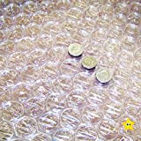 1000mm x 50m Large Bubble Wrap - Premium Large Bubbles Used for Picking & Packing Bubble Rolls