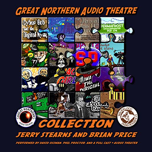 The Great Northern Audio Theatre Collection  Audiolibri