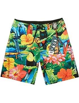 HAIYOUVK Limited Rain Man Beach Shorts Quick-Drying Large Size Stretch Shorts Boxer Shorts Boxer Shorts,XL,Gorgeous...