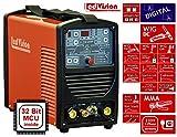 'Digital DC WIG pouls + MMA E de main 'D-200P souder électrique TIG Inverter DC TIG IGBT