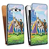 DeinDesign Huawei Ascend G525 Tasche Schutz Hülle Walletcase Bookstyle Disney Rapunzel verföhnt Merchandise Geschenke