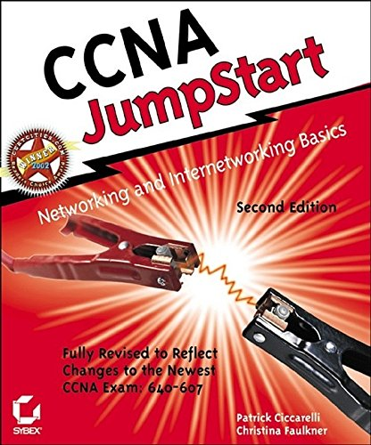 CCNA JumpStart: Networking and Internetworking Basics por Patrick Ciccarelli