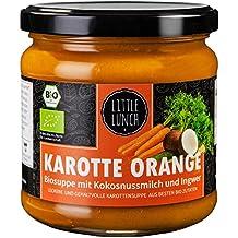littlelunch Bio Karotte und Orange, 6er Pack (6 x 350 ml)