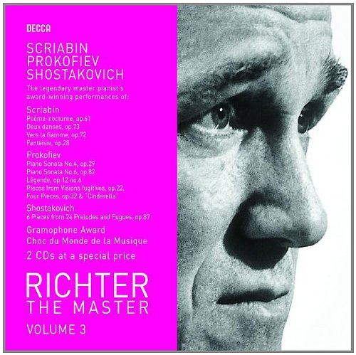 RICHTER The Master, Volume III